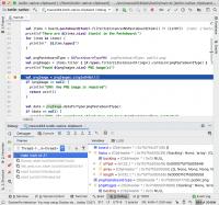 Zum Debuggen von Kotlin/Native-Anwendungen ist IntelliJ IDEA Ultimate erforderlich.