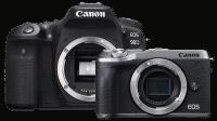 Canon EOS 90D EOS M6 Mark II
