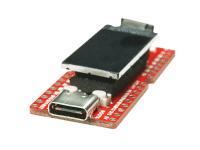 Sipeed steckt auf den Longan Nano auch ein winziges LC-Display.