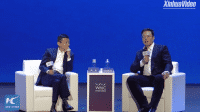 Allmacht KI: Elon Musk diskutiert mit Alibaba-Gründer