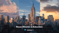 Foto-Entwickler Luminar 4 bringt fünf neue Filter