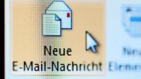 Störung im Behörden-Mail-System