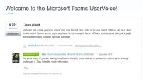 Microsoft Teams soll es bald auch für Linux geben