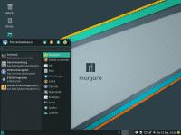 Die Xfce-Edition von Manjaro hat ein leichtes Facelift erhalten.