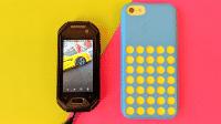 Überblick kleine Smartphones: Display- und Power-Zwerge