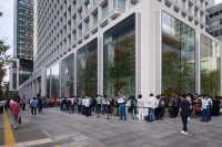 iPhone-11-Schlange in Japan.