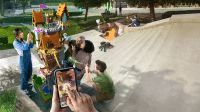 Minecraft Earth: Early Access beginnt im Oktober