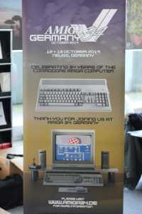 Amiga34 - 2 Tage rund um den Kultcomputer