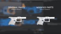 Software verhindert das 3D-Drucken von Schusswaffen