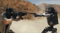 Militärroboter-Parodie: Beinahe wie Boston Dynamics