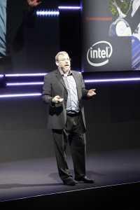 Thorsten Stremlau, CTO der Lenovo Intelligent Device Group auf der Accelerate 19.