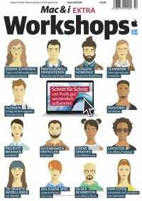 Mac & i extra Workshops 2019: Titelbild …