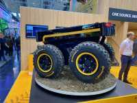 Bereits 2020 will Continental erste Feldtest mit seinem Contadino starten. Das autonoame Fahrzeug soll unter anderem Schädlinge erkennen und Saatgut ausbringen.