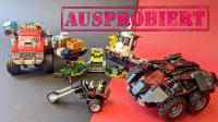 Lego mit App: Was können Powered Up und Hidden Side?