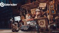 Open Source 3D-Software Blender 2.81 – RTX-Unterstützung und neue digitale Bildhauerei
