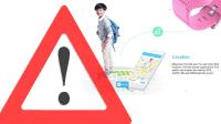 Unsichere Tracking-Smartwatch: Angreifer könnten Tausende Kinder stalken