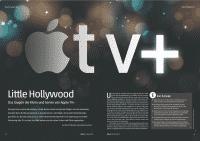 Mac & i hat die Filme und Serien im neuen Streamingdienst Apple TV+ unter die Lupe genommen.