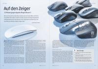 Alle sind günstiger, einige sind besser als Apples Magic Mouse 2: Bluetooth-Mäuse anderer Hersteller gehen auch am Mac.