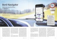 Navigations-Apps von Apple, Google und anderen Herstellern im Vergleich