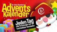 Täglich neue Geschenke im Adventskalender von heise Download