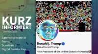 Kurz informiert: Datensouveränität, Trump, ScanWatch, Digital Gender Gap