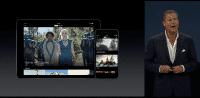 Plepler –noch als HBO-Chef – auf einem Apple-Event 2015.