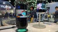 Royole Mirage: Smart Speaker mit Surround-Display