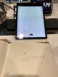 Handschrift aufs Smartphone: Der RoWrite 2 digitalisiert handschriftliche Notizen und Zeichnungen.