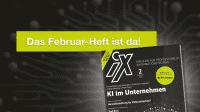 iX 2/2020: Wie KI Unternehmen voranbringt