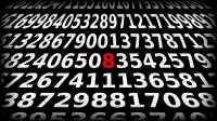 Zahlen, bitte! 8 Bogenminuten oder 0,13333°