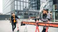 E-Tretroller: Voi richtet Stellzonen ein