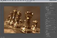 Photoshop CC hat einen erweiterten Dialog zur Objektivunschärfe erhalten.