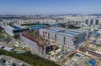 Samsung Fabrik S3 im südkoreanischen Hwaseong.