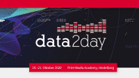 data2day 2020: Call for Proposals für die deutsche Data-Konferenz gestartet