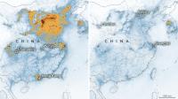 Coronavirus: Drastische Maßnahmen haben Luftqualität in China verbessert