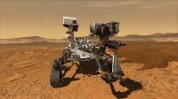 NASA-Rover Mars 2020 heißt jetzt Perseverance