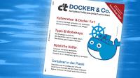 Jetzt erhältlich: c't Sonderheft Docker & Co.