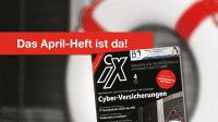 iX 4/2020: Lohnen sich Cyberversicherungen? Und welche Anbieter gibt es?