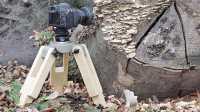 DIY: Niedriges Stativ mit hoher Tragkraft für Makrofotografie