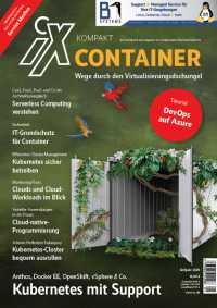 iX-Sonderheft Container digital erhältlich