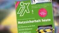 iX 5/2020: Sicher im HomeOffice