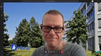 Microsoft Teams: Eigene Hintergründe beim Videochat