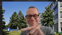 Seit Mitte April blendet Teams variable Hintergründe in Videochats ein -- und mit einem Trick auch eigene Fotos.