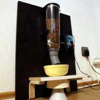 Katzenfütterautomat