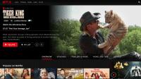 """Corona-Pandemie und """"Tiger King"""" beflügeln Netflix"""