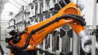 Roboterbauer Kuka schreibt im ersten Quartal Verlust