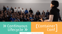 Continuous Lifecycle & ContainerConf 2020: Call for Proposals gestartet