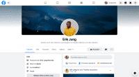 Facebooks Website nun für alle im neuen Design