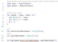 Der ReasonML-Compiler erkennt falsche Argumente (Abb. 2).