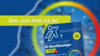 iX 6/2020: Mehr Leistung für KI-Anwendungen